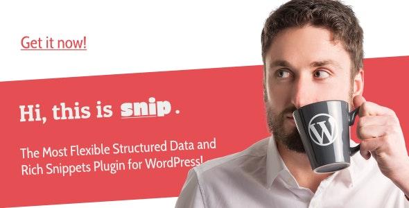 Download free SNIP v2.17.8 – Structured Data Plugin for WordPress