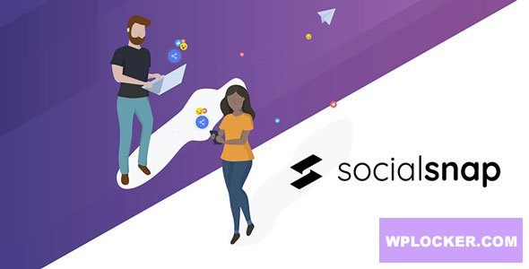 Download free Social Snap v1.1.8.3 – Ultimate WP SocialMedia Plugin