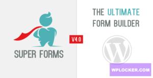 Download free Super Forms v4.9.464 + Addons