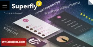 Download free Superfly v5.0.15 – Responsive WordPress Menu Plugin