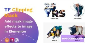 Download free TFClipping v1.0.0 – Mask AddOns Image for Elementor