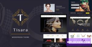 Download free Tisara v0.9.0 – Jewelry WooCommerce Theme