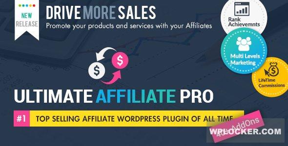 Download free Ultimate Affiliate Pro WordPress Plugin v6.4