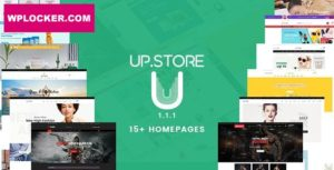 Download free UpStore v1.2.6 – Responsive Multi-Purpose Theme