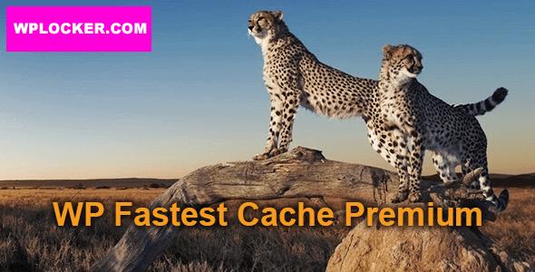 Download free WP Fastest Cache Premium v1.5.9