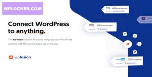 Download free WP Fusion v3.32.7 – Connect WordPress to anything