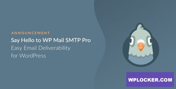 Download free WP Mail SMTP Pro v2.1.0