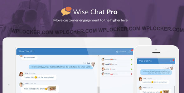 Download free Wise Chat Pro v2.3.2