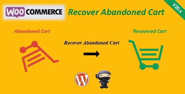 Download free WooCommerce Recover Abandoned Cart v22.4