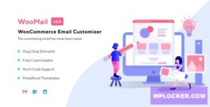 Download free WooMail v3.0.8 – WooCommerce Email Customizer