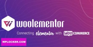 Download free Woolementor Pro v1.4.1 – Connecting Elementor with WooCommerce
