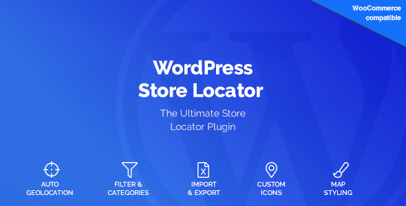 Download free WordPress Store Locator v1.11.0