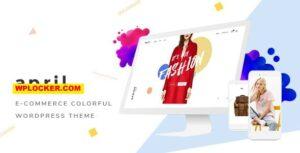 Download free APRIL v4.6 – Wonderful Fashion WooCommerce WordPress Theme