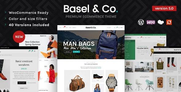 Download free Basel v5.3.0 – Responsive eCommerce Theme