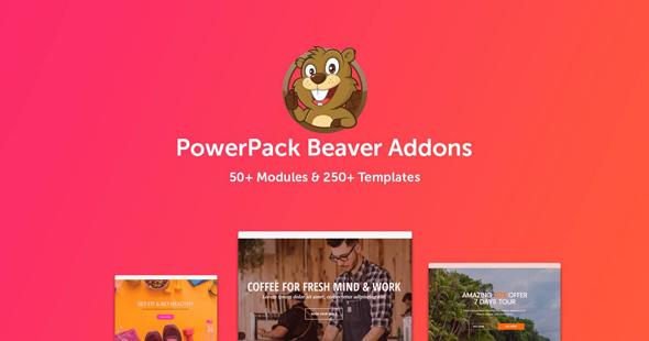 Download free Beaver Builder PowerPack Addon v2.9.0