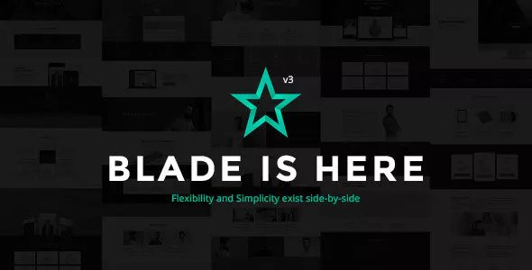 Download free Blade v3.2.2 – Responsive Multi-Functional Theme