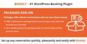 Download free Bookly Packages (Add-on) v3.4