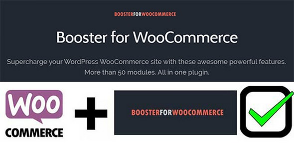 Download free Booster Plus for WooCommerce v5.1.0