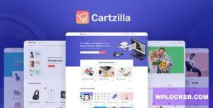 Download free Cartzilla v1.0.4 – Digital Marketplace & Grocery Store WordPress Theme