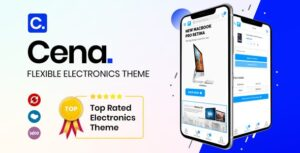 Download free Cena Store v2.9.4 – Multipurpose WooCommerce Theme