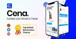 Download free Cena Store v2.9.4 – Multipurpose WooCommerce Theme