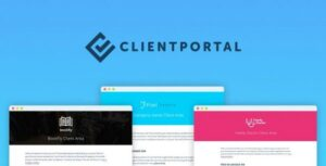 Download free Client Portal For WordPress v4.8.7