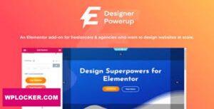 Download free Designer Powerup for Elementor v2.1.6