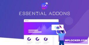 Download free Essential Addons for Elementor v4.1.0