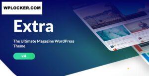 Download free Extra v4.5 – Elegantthemes Premium WordPress Theme