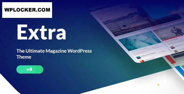 Download free Extra v4.5 – Elegantthemes Premium WordPress Theme