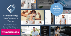 Download free Flatsome v3.12.0 – Multi-Purpose Responsive WooCommerce Theme
