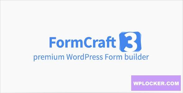 Download free FormCraft v3.8.16 – Premium WordPress Form Builder