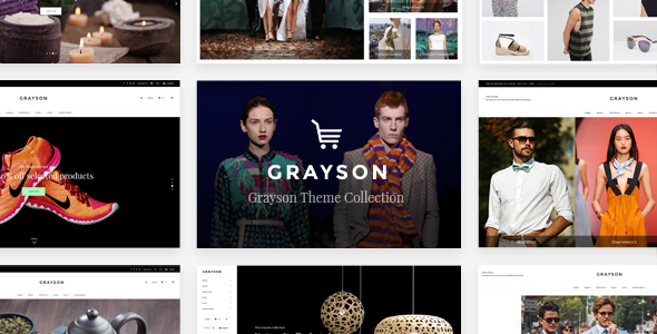 Download free Grayson v1.8 – A Stylish and Versatile Shop Theme