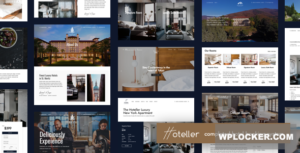 Download free Hoteller v4.4 – Hotel Booking WordPress