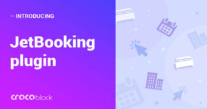 Download free JetBooking v2.1.0 – Booking functionality for Elementor