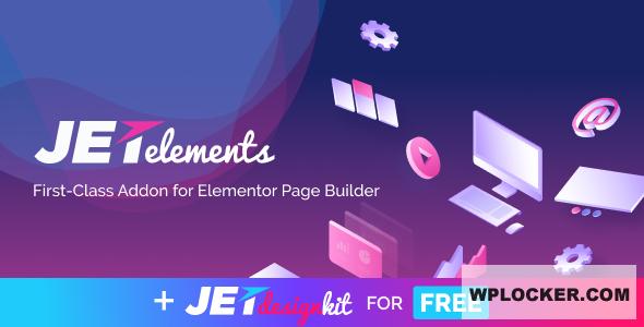 Download free JetElements v2.3.0 – Addon for Elementor Page Builder