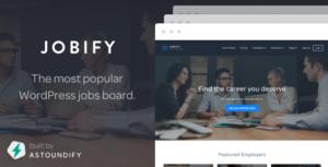 Download free Jobify v3.15.0 – WordPress Job Board Theme