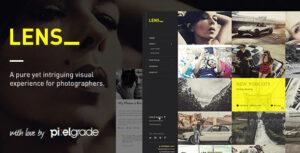 Download free LENS v2.5.5 – An Enjoyable Photography WordPress Theme