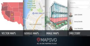 Download free MapSVG v5.15.2 – the last WordPress map plugin you'll ever need