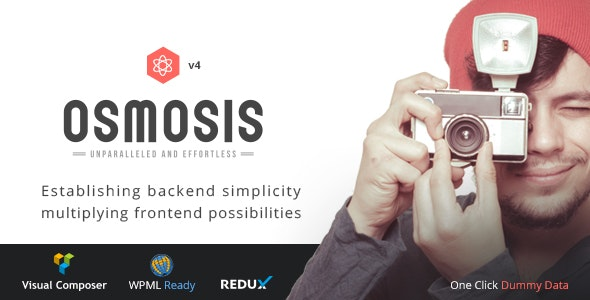 Download free Osmosis v4.2.2 – Responsive Multi-Purpose Theme