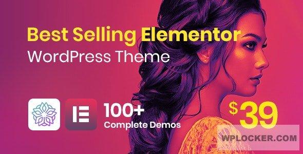 Download free Phlox Pro v5.4.0 – Elementor MultiPurpose Theme