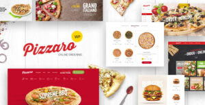 Download free Pizzaro v1.3.3 – Fast Food & Restaurant WooCommerce Theme