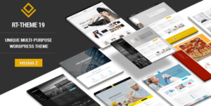 Download free RT-Theme 19 | Multi-Purpose WordPress Theme v2.9.2