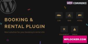 Download free RnB v10.0.3 – WooCommerce Rental & Bookings System