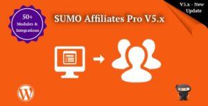 Download free SUMO Affiliates Pro v6.3 – WordPress Affiliate Plugin