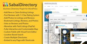 Download free Sabai Directory for WordPress v1.4.9