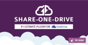 Download free Share-one-Drive v1.12.1 – OneDrive plugin for WordPress
