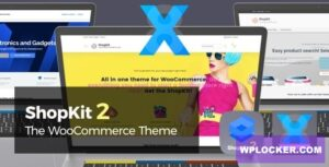 Download free ShopKit v2.3.2 – The WooCommerce Theme