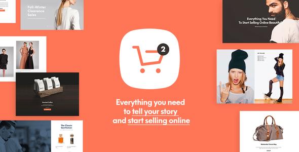 Download free Shopkeeper v2.9.29 – Responsive WordPress Theme