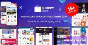Download free ShoppyStore v3.5.4 – WooCommerce WordPress Theme
